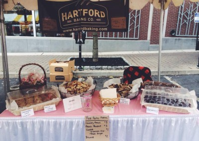 Hartford Baking Company Treat Stand