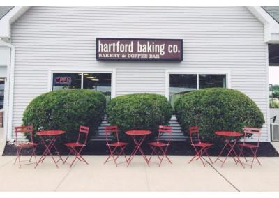 Hartford Baking Company patio
