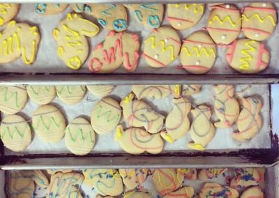 Hartford Easter Cookies