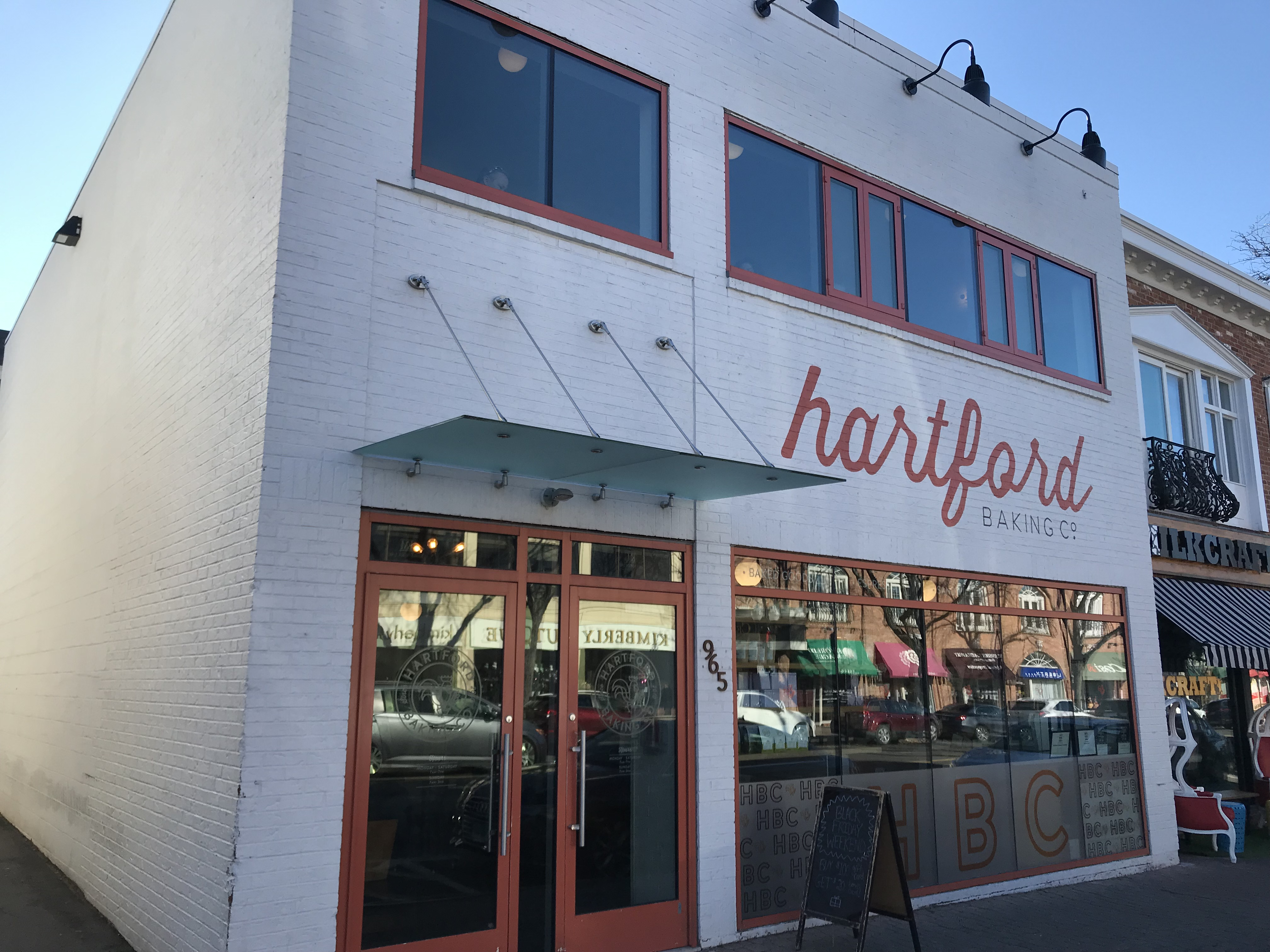 Hartford Baking Co | In The News